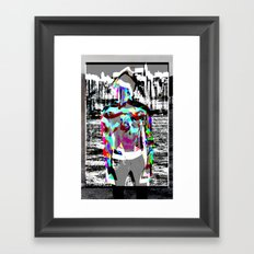 Urban Boy 2  Framed Art Print