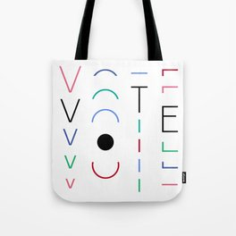 Vote Baby Vote 031516 Tote Bag
