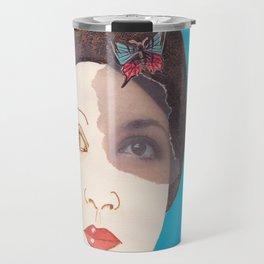 MARIPOSAS EN LA CABEZA Travel Mug