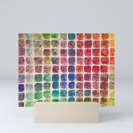 Paintbox Dreams Mini Art Print