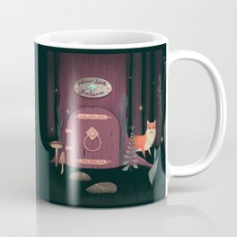 Sorcerer Of Woodland Charms Potions Spells And Fortunes Coffee Mug