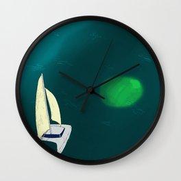 Jonas Dupuy Wall Clock