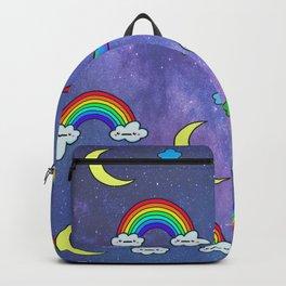 Kawaii Galaxy Backpack