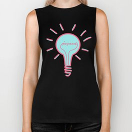 Jugaad - Conquer the World With Creativity, Ideas & Innovation Biker Tank