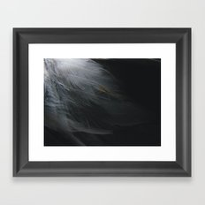 Fly No More Framed Art Print