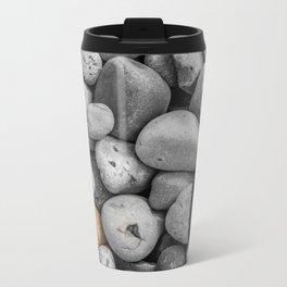 Rocks Metal Travel Mug