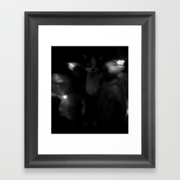 You See Me  Framed Art Print
