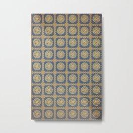 Arabesque Metal Print