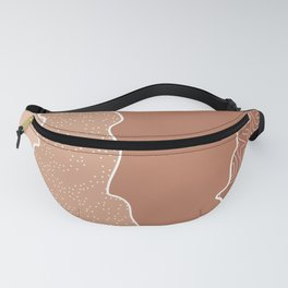 Layers Earth Fanny Pack