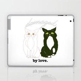 Damaged. by love Laptop & iPad Skin
