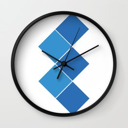 box design Wall Clock