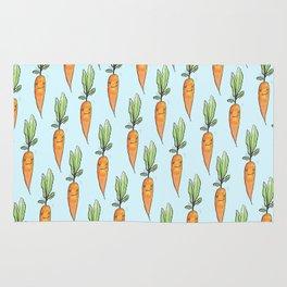 Darling carrot Rug