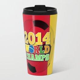 2014 World Champs Ball - Cameroon Travel Mug