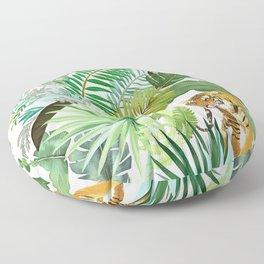 Jungle Tiger 03 Floor Pillow