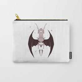 V is for Vampire Carry-All Pouch