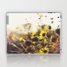 Wild Sunflowers Laptop & iPad Skin