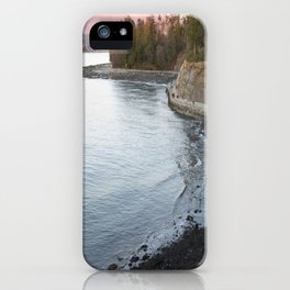 Seawall iPhone Case
