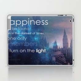 Turn on the light Laptop & iPad Skin