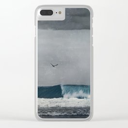 Wave II Clear iPhone Case