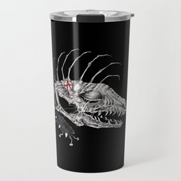 Punk Dawg Skeleton Travel Mug