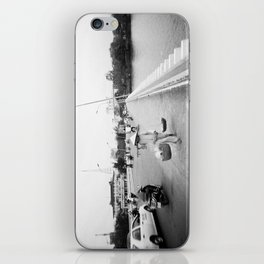 We've All Got To Be Going Somewhere iPhone Skin