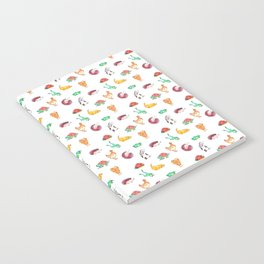 Animal Tiles Notebook