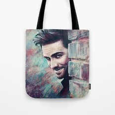 Captain's Grin Tote Bag