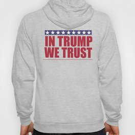 In Trump We Trust Hoody