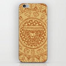 #MoleskineDaily_20 iPhone & iPod Skin