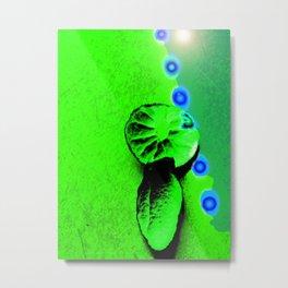 organic light emitter Metal Print