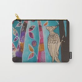 Woodpecker Music Carry-All Pouch