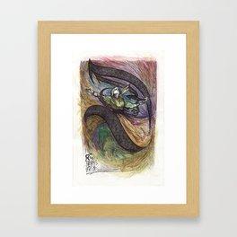 Pathfinder II Framed Art Print
