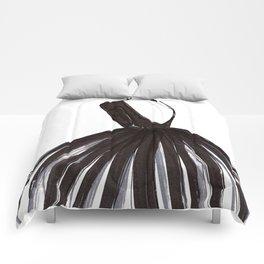 Ebony Comforters