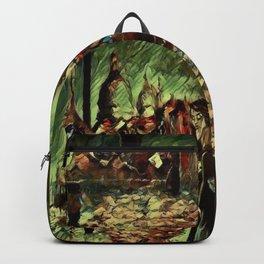 Rusalka: Москва (Fall Morning) Backpack