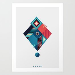 Arrow 05 Art Print
