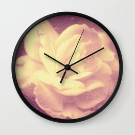 Dusky Pink Wall Clock