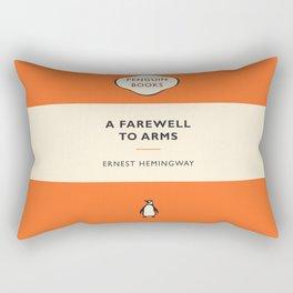 A Farewell to Arms Rectangular Pillow