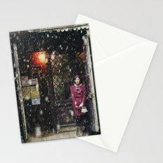 Snowscape I Stationery Cards