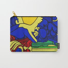 ANGELS DON´T DIE Carry-All Pouch