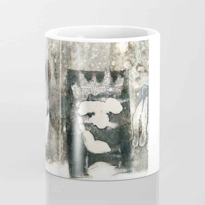 The Court Coffee Mug