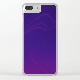NRTH1 Clear iPhone Case
