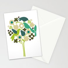 birdy num num Stationery Cards
