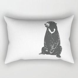 Sun Bear Rectangular Pillow