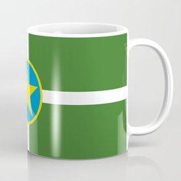 Jackson city flag united states of america Mississippi Coffee Mug