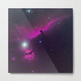 Horsehead Nebula Metal Print