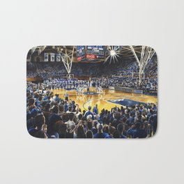 Tip-off, UNC at Duke Bath Mat