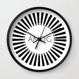 For my Jesuit friends. Wall Clock