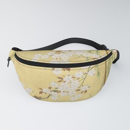 Cherry, Maple and Budding Willow Tree Fanny Pack