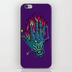 Hand of Glory iPhone & iPod Skin