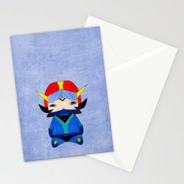 A Boy - Koji Kabuto aka Alcor (Grendizer - Goldorak Stationery Cards